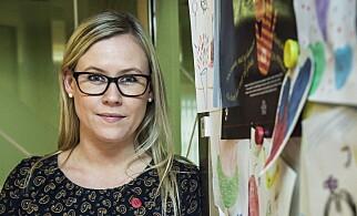 KRITISK: Lene Vågslid (Ap). Foto: Lars Eivind Bones / Dagbladet