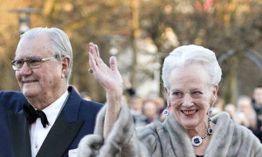 image: Prins Henrik på bedringens vei etter operasjon