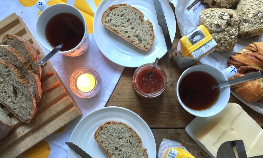 image: Test av frokost på døra: Morgenlevering mot Brødboksen