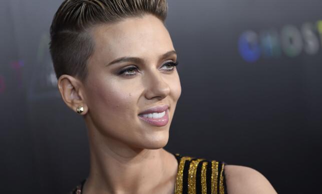 - FEIGT: Scarlett Johanssen er blant verdens mest kjente skuespillere. sparker hun hardt mot presidentdattera. Foto: NTB Scanpix