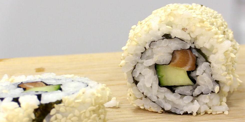 image: Lag sushi selv