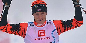 image: Petter Eliassen rykket til seier i Ski Classics-finalen