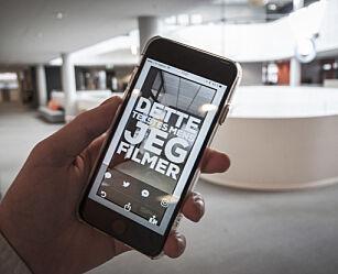 image: Apples nye videoapp gjør noe kult, men har allerede en konkurrent