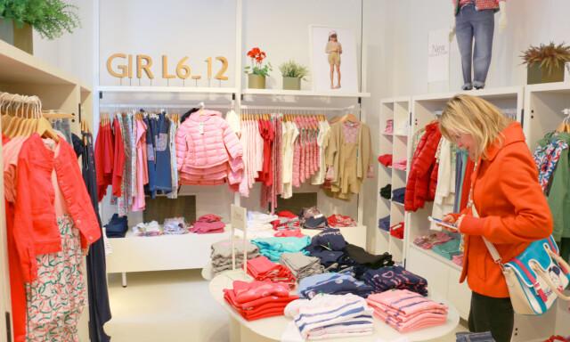 4ff9d3f2 NULL MOMS PÅ BARNEKLÆR I STORBRITANNIA: Du betaler ikke moms på barneklær  for barn under