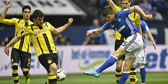 image: Huntelaar varsler at han vil gi seg i Schalke