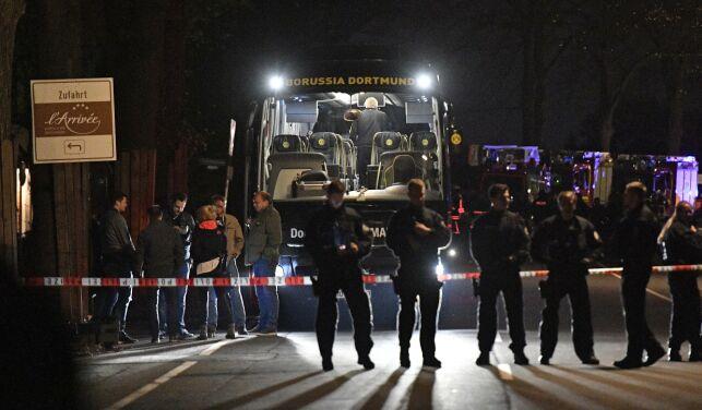 image: Mann pågrepet for angrepet på Dortmund-bussen - skal ha hatt økonomiske motiver