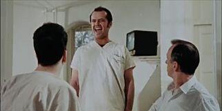 image: Hollywoodlegende om galskapen bak klassikeren: - Ekte mentalpasienter jobbet på settet