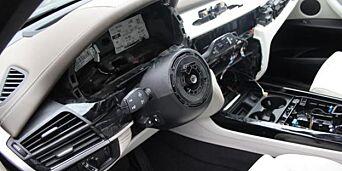 image: Påskeraid mot parkerte BMW-er: - Gjem helst bilen i garasjen