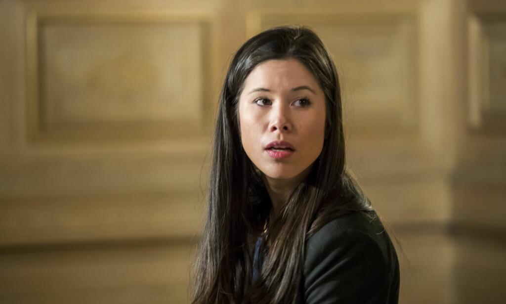 GIFTEKLAR: Lan Marie Nguyen Berg skal gifte seg med Eivind Trædal. Det avslørte paret på Facebook søndag kveld. Paret forlovet seg på ferie i Italia. Foto: Heiko Junge / NTB scanpix
