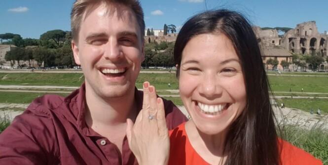 MDG-Lan giftet seg: - Vi gjorde det kanskje litt utradisjonelt