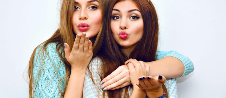 LOL: Vi jenter gjør mye rart når vi har en skikkelig crush... FOTO: Scanpix
