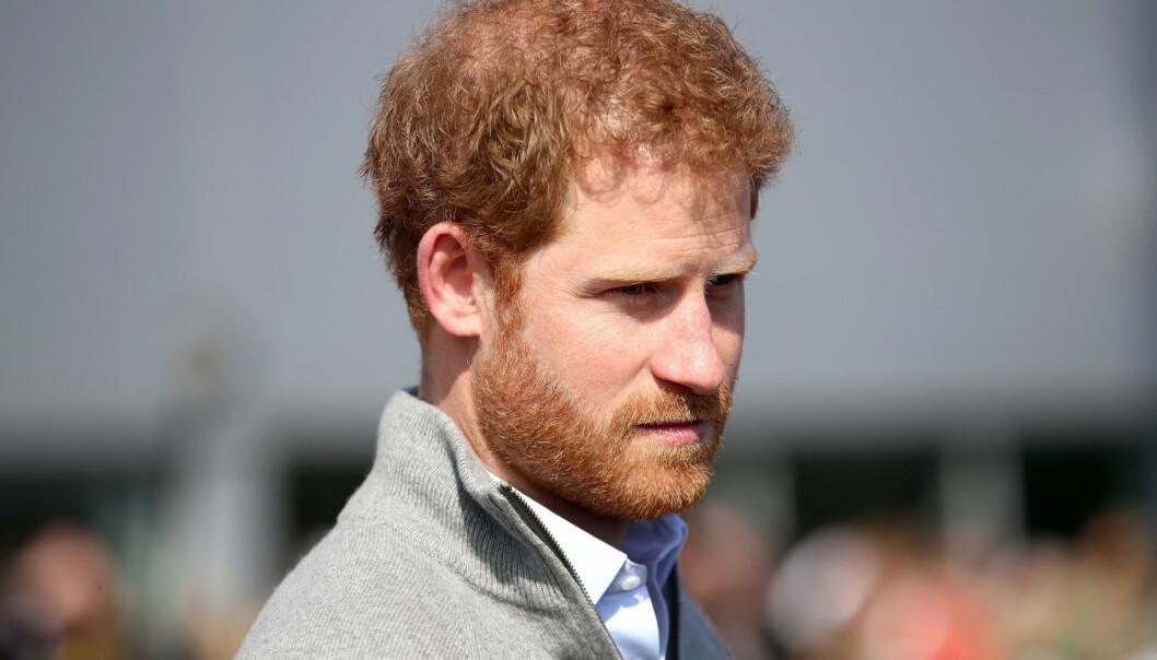<strong>SNAKKER UT:</strong> Prins Harry snakker åpenhjertig ut at han oppsøkte profesjonell hjelp lang tid etter mora Dianas død. Foto: Pa / NTB scanpix
