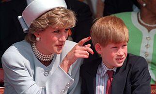 image: Prins Harry om tida etter Dianas død: - Jeg visste ikke hva som var galt med meg