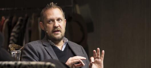 Forfatteren Peter Swanson er spesialist på drapslystne kvinner