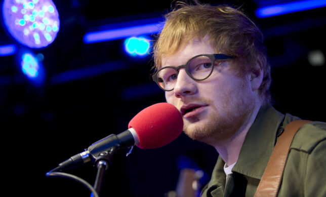 "EMBARGOED TO 0001 MONDAY MARCH 20 File photo dated 21/02/17 of Ed Sheeran who has backed a campaign urging fans to reject the ""emotional blackmail"" of websites selling gig tickets at inflated prices."