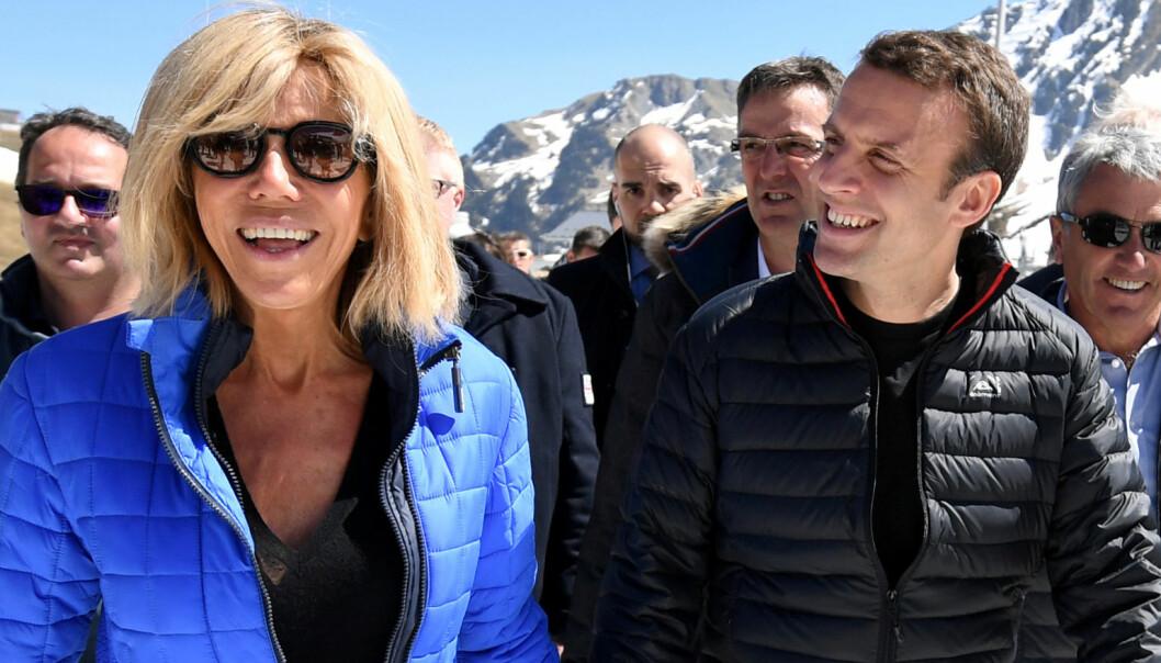 Frankrikes politiske prins kan innta presidentpalasset