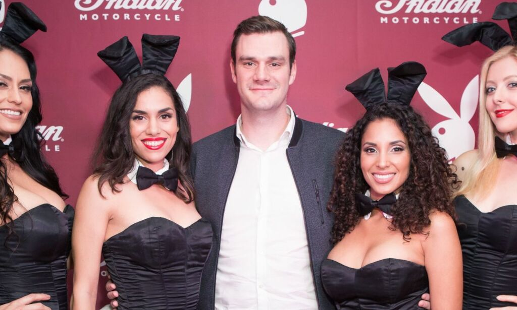 image: Vokste opp i Playboy Mansion