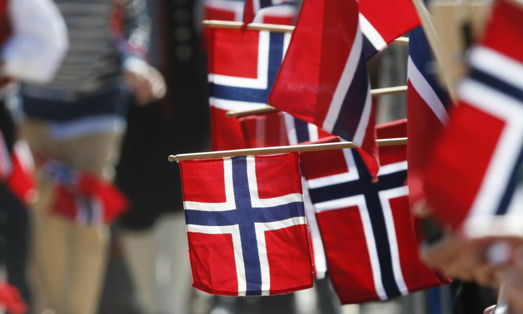 <b>OVER FEM MILLIONER</b>: Folketallet i Norge 1. januar var 5 295 619. Foto: Terje Pedersen / NTB scanpix