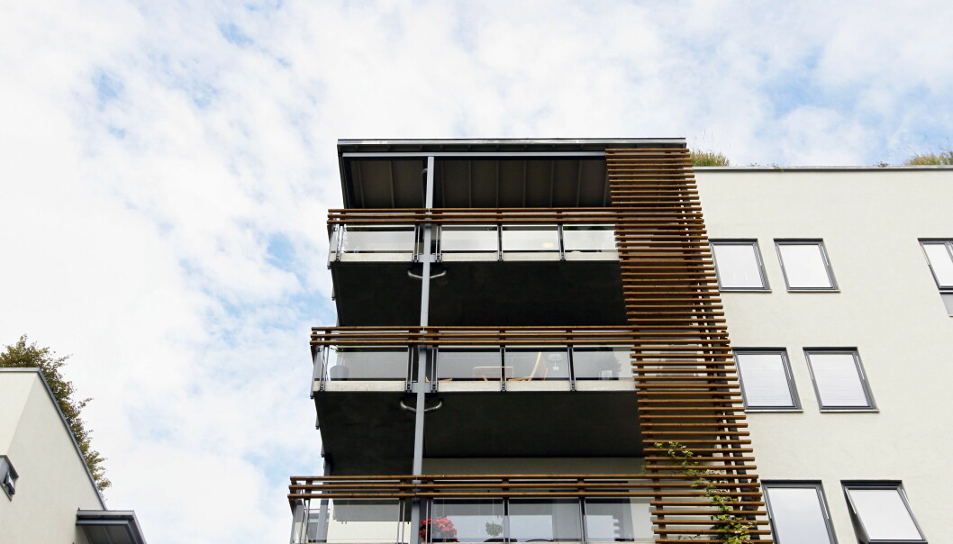 <strong>SKATTBAR:</strong> Både staten og kommunen vil ha en andel av det boligen din er verdt. Foto: Cornelius Poppe/NTB scanpix