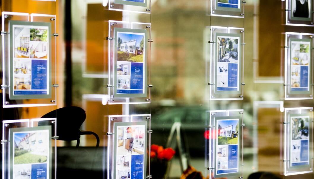 <strong>MARKEDSVERDI:</strong> Det kan være stort sprik mellom det boliger rundt deg blir solgt for og hva din egen er verd. Foto: Jon Olav Nesvold/NTB scanpix