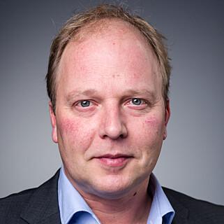 KRITISK: Fredrik Walby, psykologspesialist og forsker ved Nasjonalt senter for selvmordsforskning og -forebygning. Foto: Øystein H. Horgmo / Universitetet i Oslo