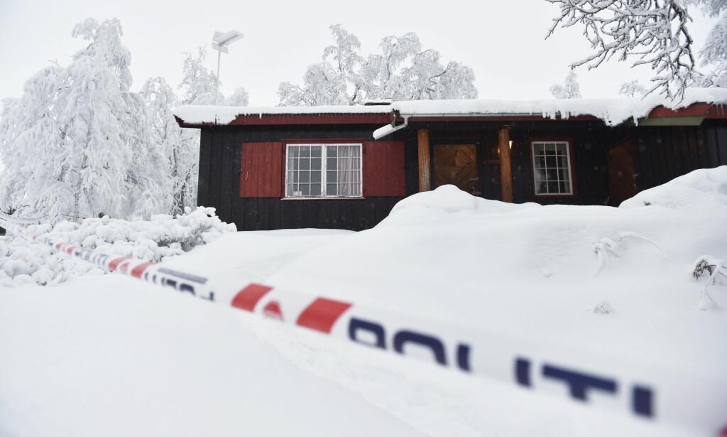 DØDE: Angelica (13) ble funnet død i ei hytte på Beitostølen 31. desember 2015. Mandag starter straffesaken mot moren, som er tiltalt for grov omsorgssvikt med døden til følge. Hun nekter straffskyld. Foto: Øistein Norum Monsen / Dagbladet