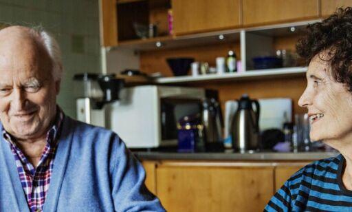 image: Anja Breien om kjæresten Thorvald Stoltenberg: - Å møte ham var en slags redning