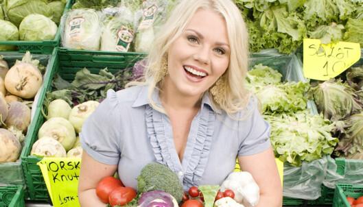 - Sjokkerende hvor mye junk food vegetarianere dytter i seg