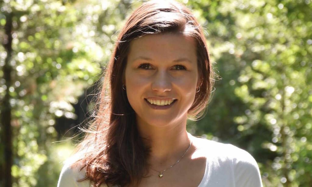 KORN: Klinisk ernæringsfysiolog på Bærum sykehus, Kristin Søfteland Sandvei, synes Dahlmann har mye rett, men at hun tar for hardt i. - Å betegne korn generelt som noe vi ikke trenger mer av vil jeg ikke stille meg bak, sier hun. Foto: Privat