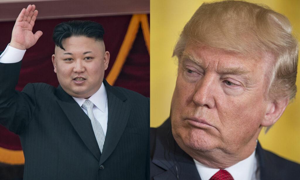 image: Sørkoreanske medier håner Trumps «Nord-Korea-bløff». Sammenligner den med Kim Jong-uns falske raketter