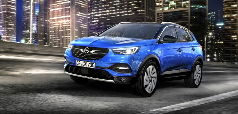 image: Nå satser Opel endelig på SUV igjen