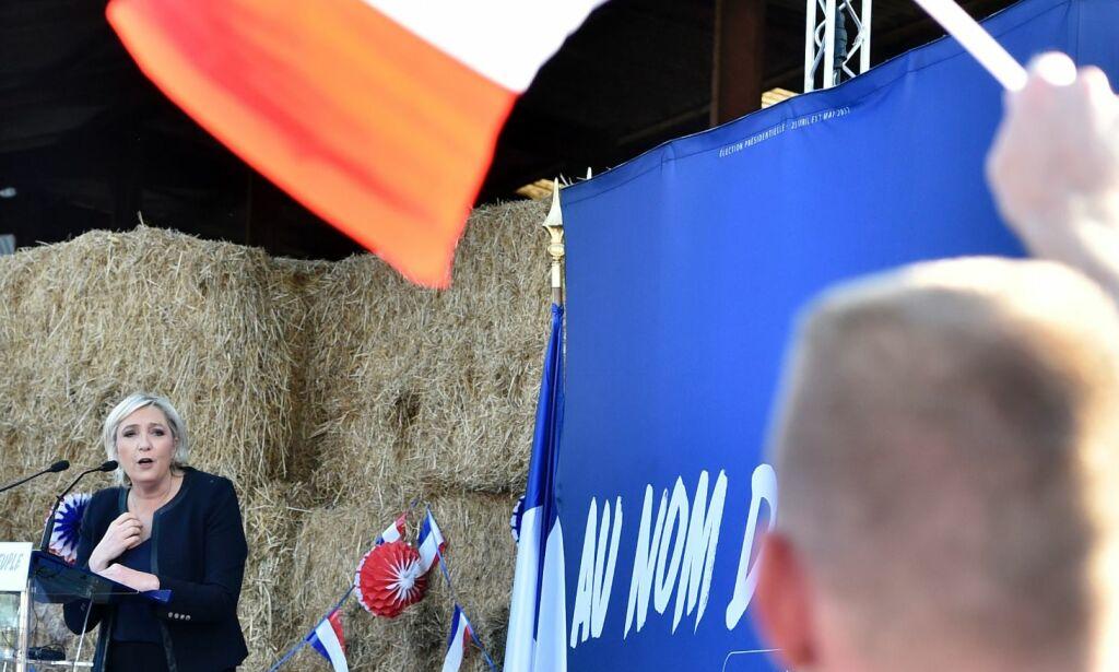 image: Tre scenarier etter det franske valget søndag