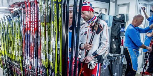 image: Han forsvant midt i OL-suksessen: Hvor ble det av Knut Nystad?