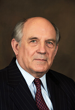 KONTROVERSIELL: Charles Murray. Foto:  American Enterprise Institute