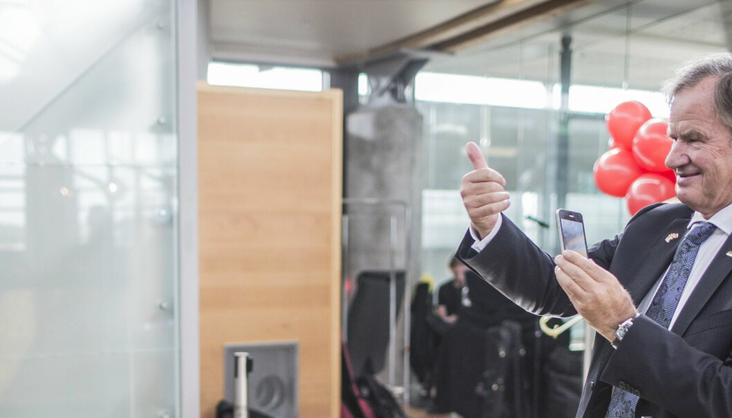 - Uhyrlig og ulovlig innblanding fra Norwegian i de ansattes interne avstemming
