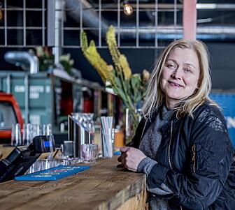 INITIATIVTAKER: Heidi Bjerkan er en av ildsjelene bak det nye matprosjektet.