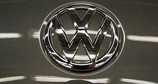 image: VW må betale 2,8 milliarder dollar i bot for dieseljuks