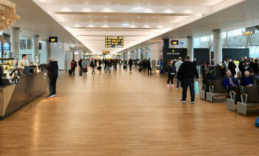 image: Slik er Norges nye hovedflyplass