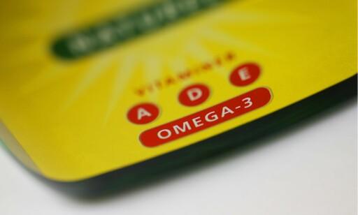 SUNT FETT: Omega 3-fettsyrer er gunstige for hjernen, viser forskning. Foto: NTB/Scanpix