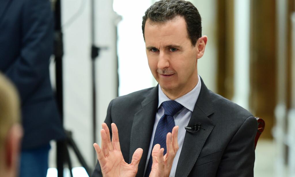 LEDTOG: Nord-Korea beskyldes også for å hjelpe Syria og Myanmar med å utvikle våpen. FN-ekspertene har påvist salg av utstyr til Syria som kan brukes i produksjon av kjemiske våpen.  I rapporten vises det også til et ikke navngitt land som beskylder Nord-Korea for å ha sendt eksperter til anlegg i Syria hvor arbeid med kjemiske våpen angivelig pågår. Foto: Reuters / NTB scanpix