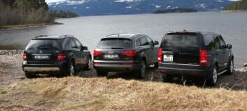 Bruktbil: Luksus-SUV på billigsalg