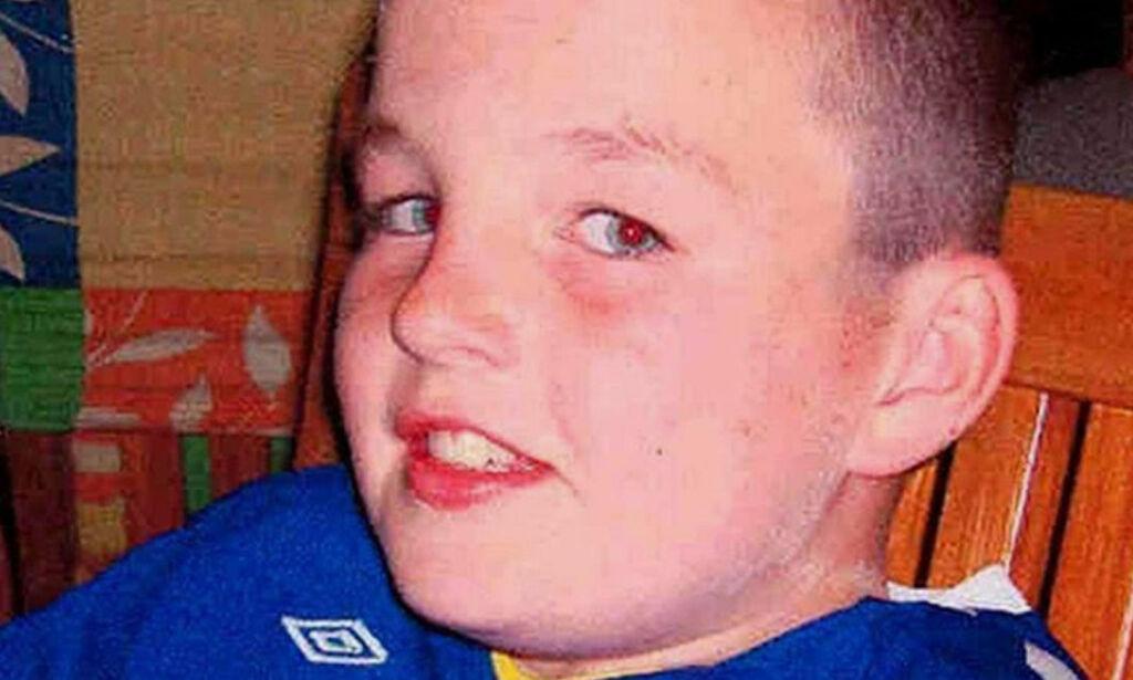 image: Det meningsløse drapet som sjokkerte England: Rhys (11) var på vei hjem fra fotballtrening da drapsmannen kom syklende