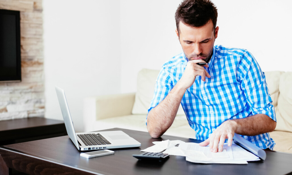 PERSONLIGE DATA: Hva vil selskaper gjøre med informasjonen om din pengebruk? Foto: NTB/Scanpix