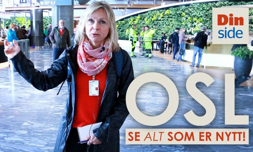 image: Se hele nye Oslo lufthavn Gardermoen (OSL)