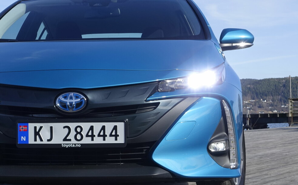 <strong>VERDENS MEST VERDIFULLE BILMERKE:</strong> Toyota topper nok en gang lista. Foto: Dinside.no