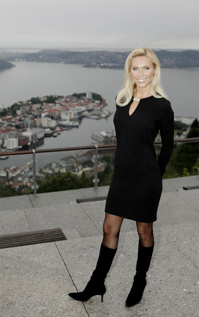 2011: Anna Anka har blant annet deltatt i «Skal vi danse». Her avbildet i Bergen. Foto: Paul S. Amundsen / NTB Scanpix
