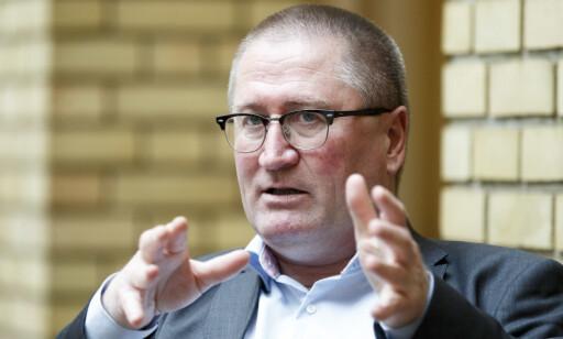 - LAVMÅL: Mener Geir Bekkevold (KrF). Foto: NTB scanpix