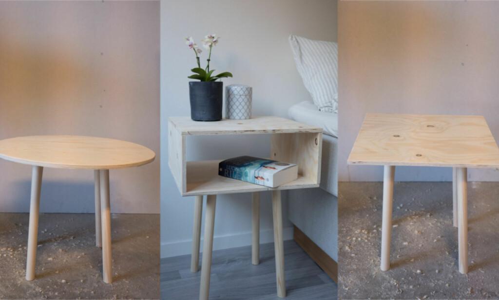 lage selv møbler