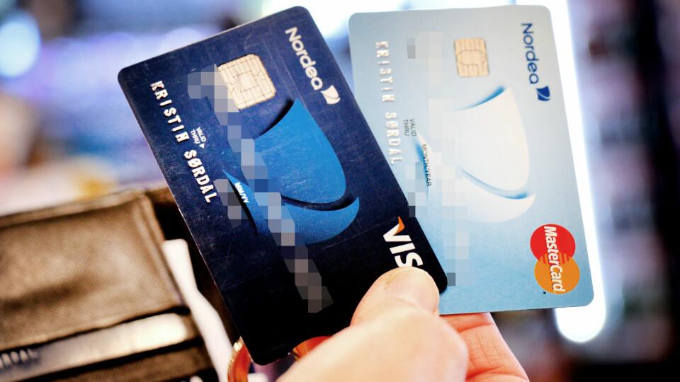 ae5d7b5d Kortbetaling i nettbutikk - Kortsvindelen øker - utenlandske nettbutikker  er utfordringen - DinSide