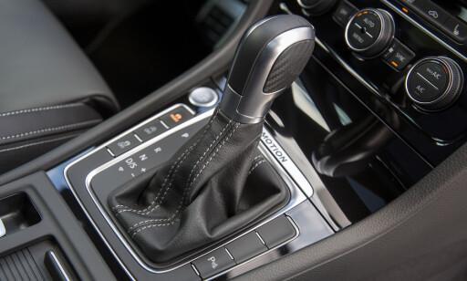 NY KASSE: R har endelig fått dobbeltclutch-girkasse med sju trinn. Foto: VW